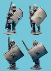 Legionaires w/Pilum Segmentata - Advancing