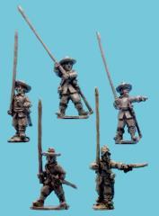 Infantry Standard Bearers