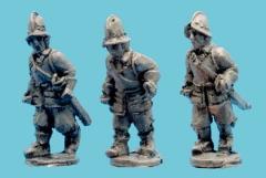Armoured Pikemen - Advancing