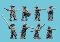 Dismounted Dragoons - Skirmishing