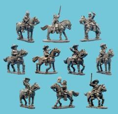 Generals - Mounted
