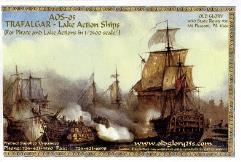 Trafalgar - Lake Action Ships