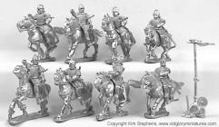 Belisarian Heavy Cavalry Kontos & Bow