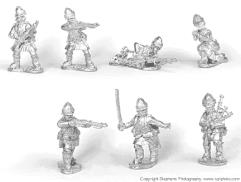 Highlanders Skirmishing