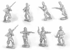 British Royal Marine Light Infantry Skirmishing