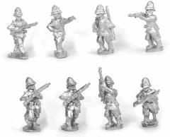 German Sea Battalion Skirmishing