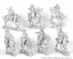 Mounted Boers