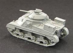 Grant Medium Tank w/Sand Shields