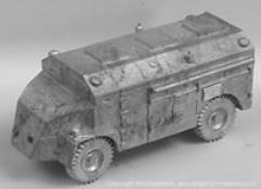 Dorchester Armored Command Vehicle