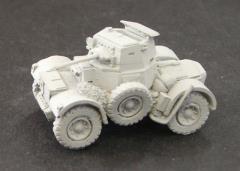 Daimler MKI Armored Car