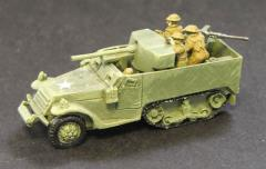M3 75mm GMC SPG w/Crew