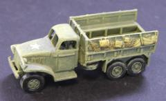 2.5 Ton Hard Top Cab w/Troop Seats
