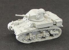 M3 Stuart Light Tanks