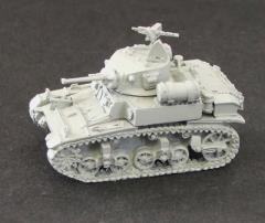 M3A1 Stuart Light Tanks