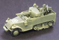 M3 75mm GMC w/Crew