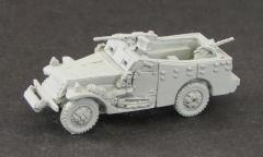 US White Scout Car