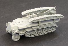 SdKfz 251/7 or 16 Flame/Pioneer Variants