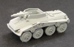SdKfz 234-3 75mm Antitank Armored Car