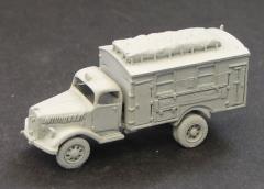 Opel Radio  Command Truck