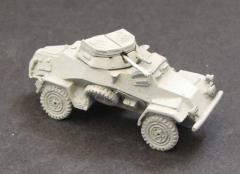 SdKfz 222 Armored Cars