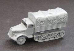 Opel Maultier Halftrack Lorry