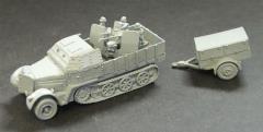 SdKfz 7/1 w/Armored Cab