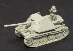 SdKfz 139 Marder III Ausf H Pak 40 1942 w/Crew
