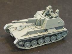 SU-76 w/Crew