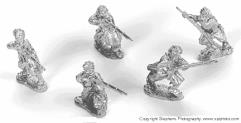 Irregular Infantry Skirmishing w/Muskets