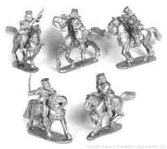 Mounted Forest Rangers