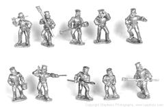 British Artillery Crew 1860s