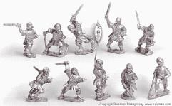 Ansar Swordsmen Attacking
