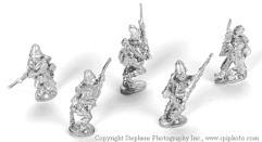 Infantry Advancing w/Kit
