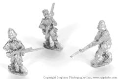 Infantry Defending