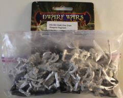 Death Elves Axemen Regiment