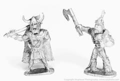 Jottenheim Giants w/Axes