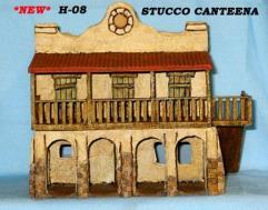 Stucco Cantina