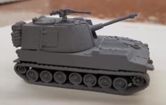 M108 105mm SPG