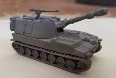 M109 155MM SPG Howitzer Short