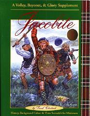 Jacobite #1 - History, Background Color & Three Scenarios