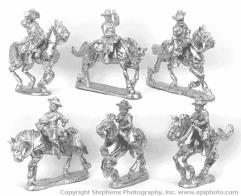 US Cavalry w/Command
