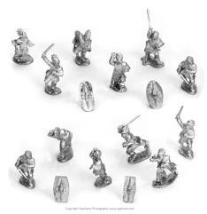Gauls w/Tunic & No Helmet