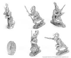 Legionaries Advancing w/Pilum