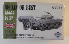 M4A4 Sherman MK V Crab Flail