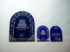 General Quarters Half-Size Turn Gauge