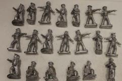 China - Boxer Rebellion - Naval Artillery Crew