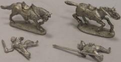 Mounted Gladiators #1