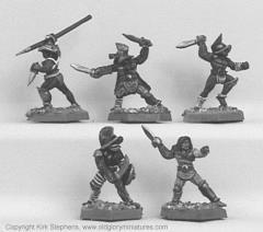 Medium Gladiators