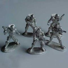 G.U.A.R.D. Tac Team