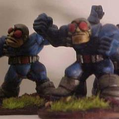 Servitor Defenders